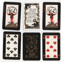 Collectible playing cards  by Players cigarette commemorative  by Nick Price